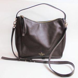 Kate Spade Brown Charles Street Haven Hobo Bag